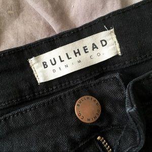 PacSun Bullhead High Rise Distressed Skinny Jeans